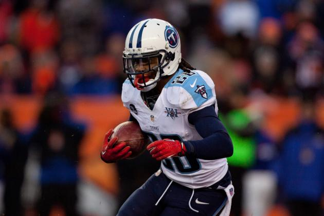 Chris Johnson: Best Fits for Potential Free-Agent RB