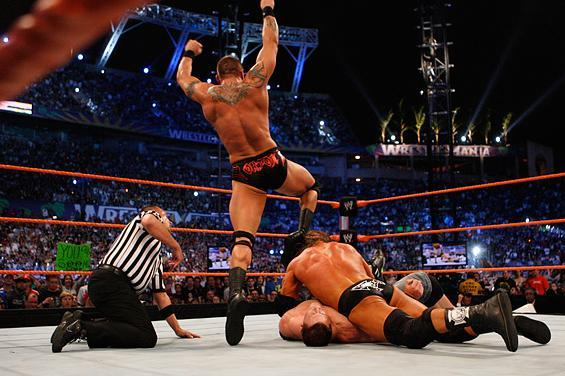WWE WrestleMania 30: Greatest Triple Threat Matches in Event History