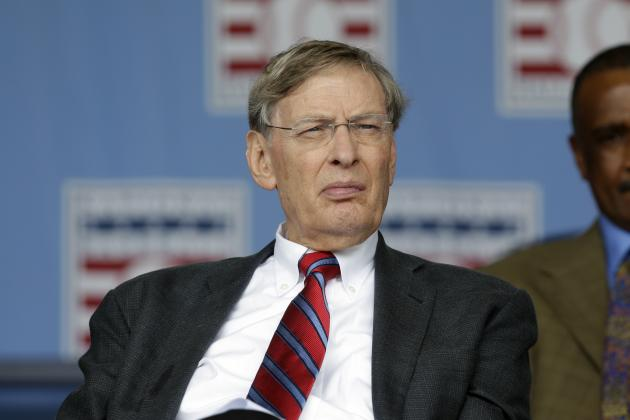 Analyzing Who Could Succeed Bud Selig as MLB Commissioner Enters Final Season