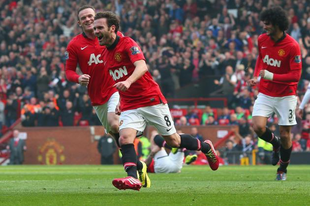 Manchester United vs. Aston Villa: 6 Things We Learned