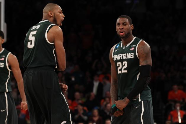 Biggest Challenges Michigan State Faces in NCAA Tourney Matchup vs. UConn