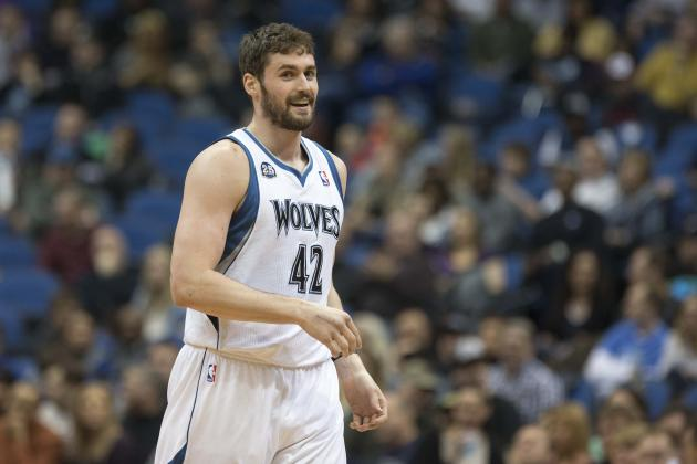 Ranking Potential Landing Spots for Kevin Love in 2015 Free Agency