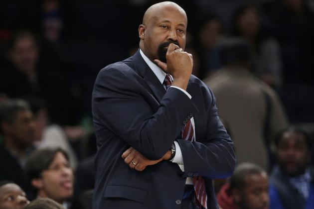 Top Coaches NY Knicks Should Replace Mike Woodson with