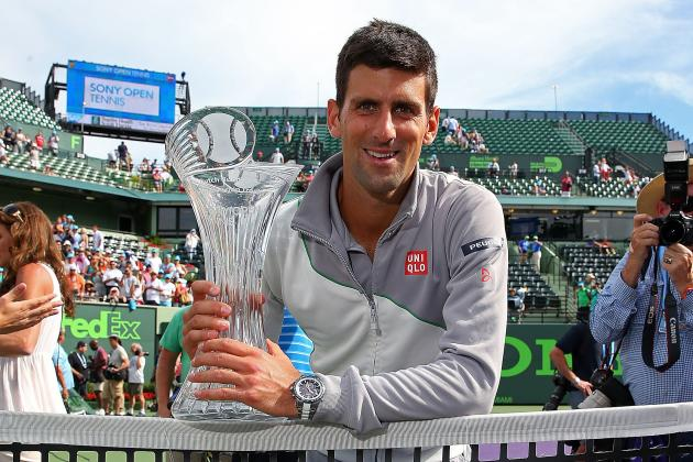 Novak Djokovic, Serena Williams and the Winners and Losers at Miami Masters 2014