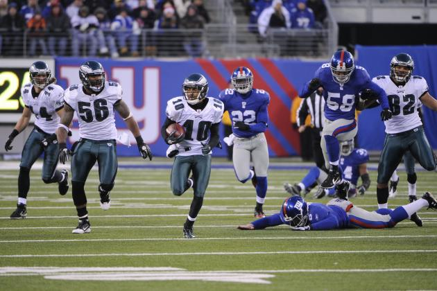 The 10 Best Moments of DeSean Jackson's Career in Philadelphia