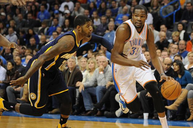 B/R NBA 200: Ranking the Top Small Forwards of 2013-14 Season