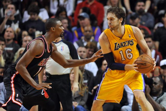 B/R NBA 200: Ranking the Top Combo Big Men of 2013-14 Season