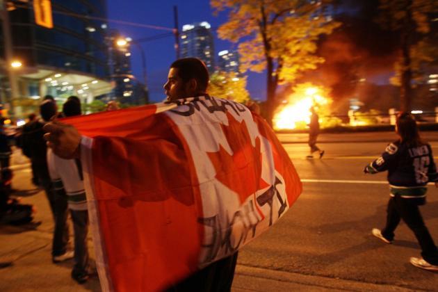 15 Crazy Riot Celebration Videos