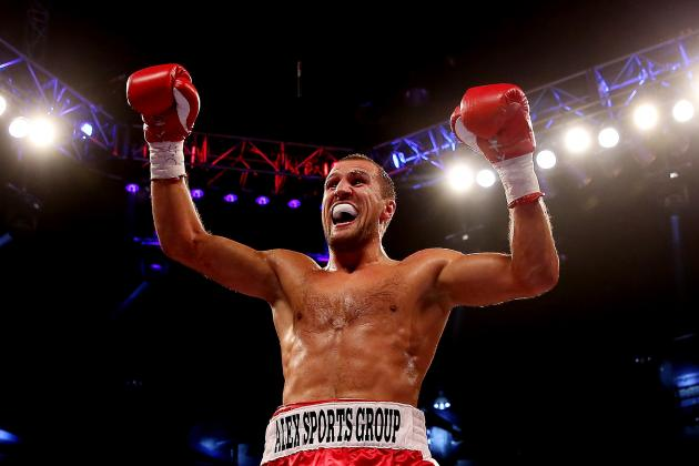 Sergey Kovalev's Next Fight: Top Contenders for Next Opponent