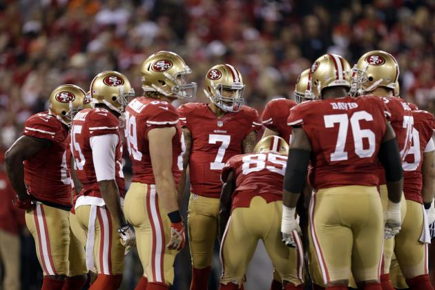 Projecting 49ers Depth Chart After Peak of Free Agency
