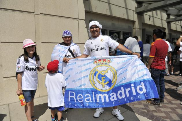 Real Madrid's 20 Most Famous Fans