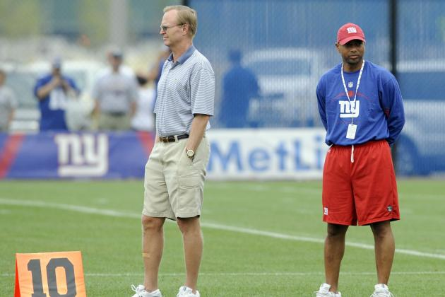 New York Giants' Top Remaining Offseason Priorities