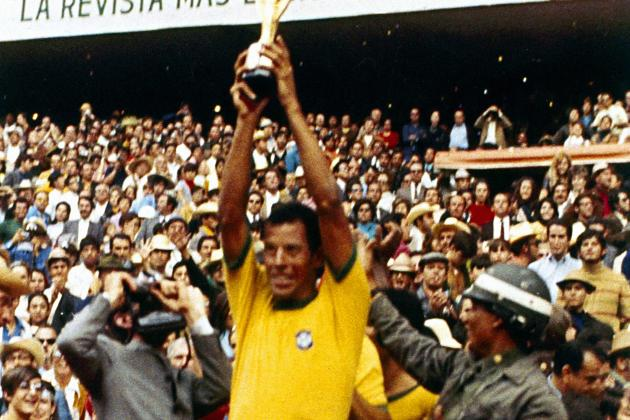 Ranking the Top 20 Nations in the History of the World Cup