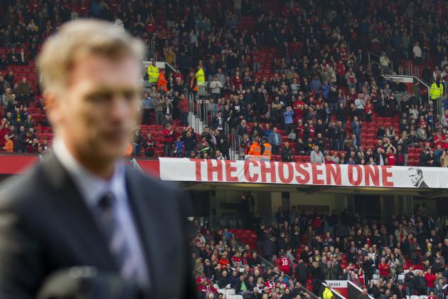 Charting the Low Points of David Moyes' Manchester United Career