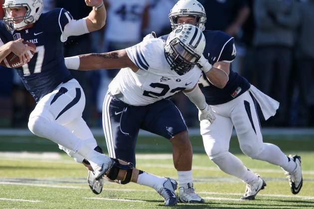 BYU Football: Spring Practice Position Battle Tracker