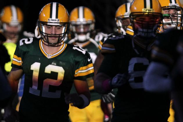 Projecting Green Bay Packers' Depth Chart After Peak of Free Agency