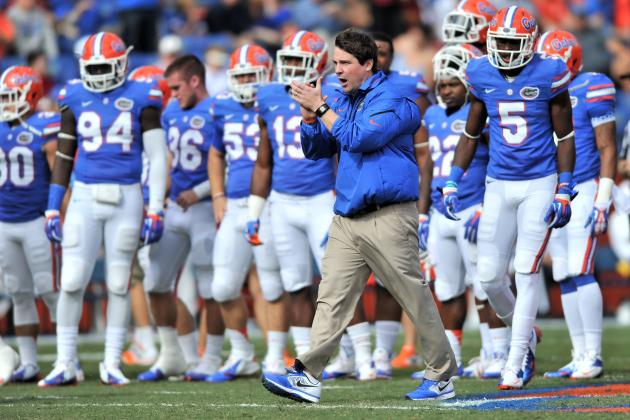 Florida Gators Football: Spring Practice Position Battle Tracker
