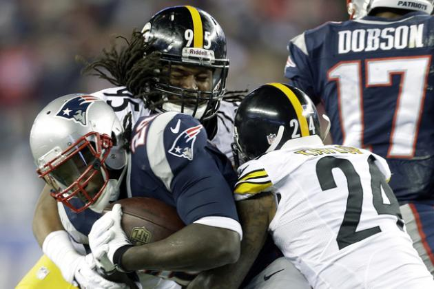 Projecting Pittsburgh Steelers' Depth Chart After Peak of Free Agency