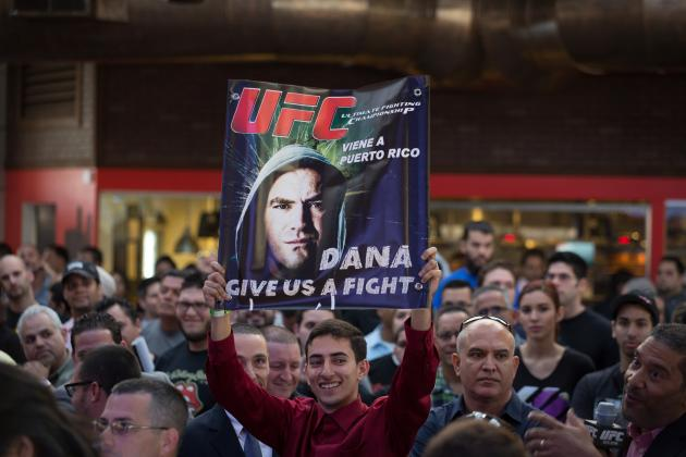 Enough Is Enough: How the UFC Can Make It Easier to Be a Fan Again