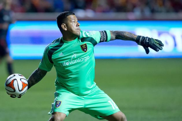 Nick Rimando, Red Cards and the Rest of the Winners and Losers from MLS Week 4