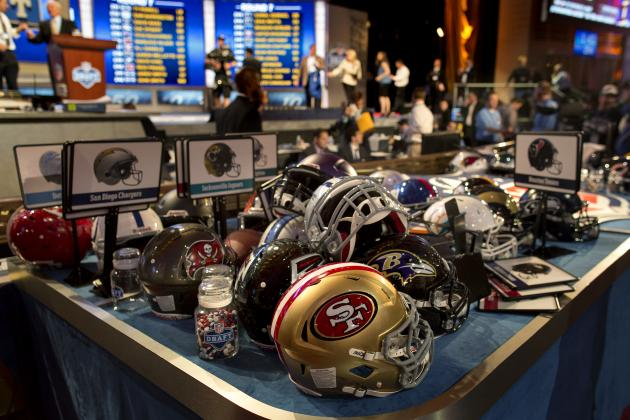 Predicting Top Trade Scenarios for the 2014 NFL Draft
