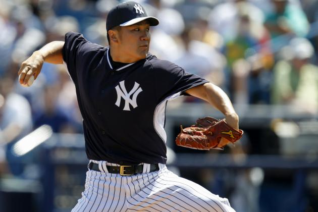 Snubs, Surprises and Grades for New York Yankees' Final 25-Man Roster Selections