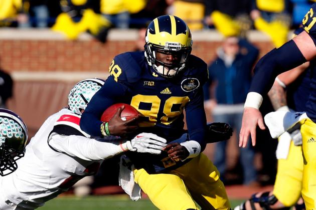 Michigan Football: 7 Players to Watch in Wolverines' Spring Game