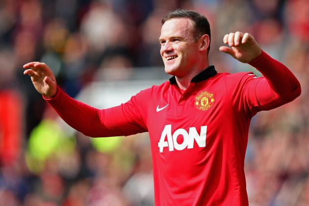 Premier League Player Power Rankings: Rooney Rises, Liverpool Trio Top the Bill