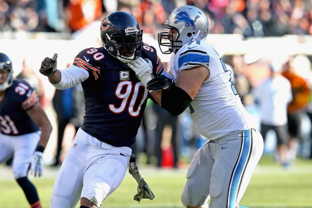Detroit Lions: 6 Players Who Should See Their Roles Expand in 2014