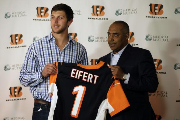 Complete Bengals' 7-Round Mock Draft for 2014