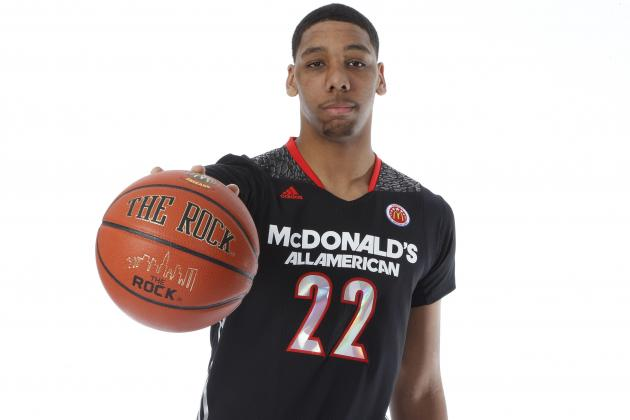 Projecting NBA Future of Every Top Prospect at 2014 McDonald's All-American Game