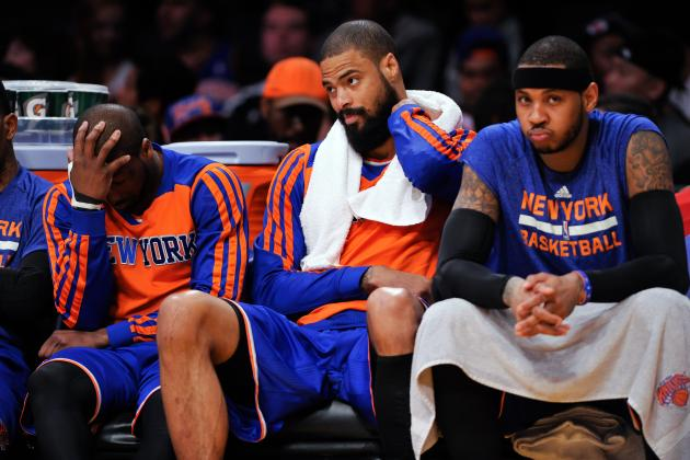The 7 Most Disappointing Teams of the 2013-14 NBA Season