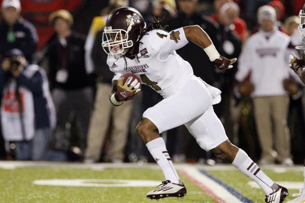 Power Ranking the 10 Most Underrated Offensive Weapons in the SEC