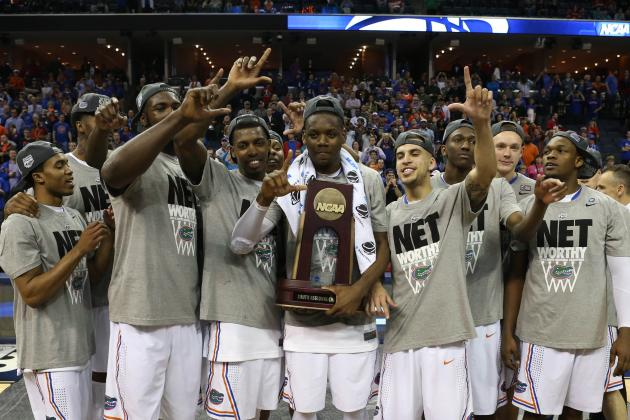 NCAA Championship 2014: Updated Title Odds Going into Final Four