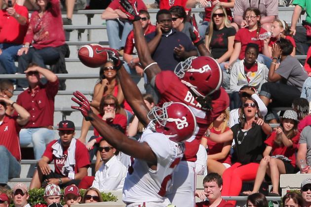 Alabama Crimson Tide Football: Spring Practice Position Battle Tracker