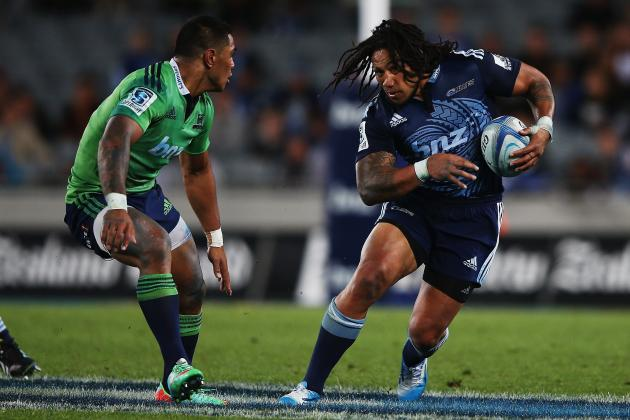 Super Rugby: Team of Round 7