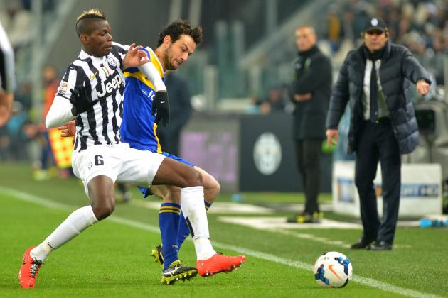 Juventus Transfer News and Rumours Tracker: Week of March 31