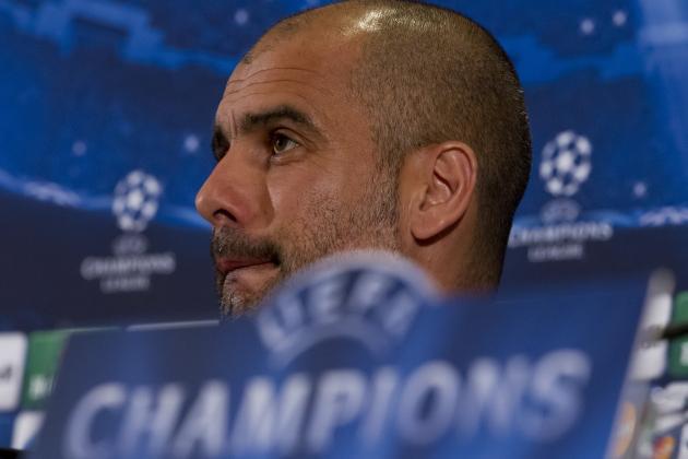 Picking a Combined Manchester United-Bayern Munich XI
