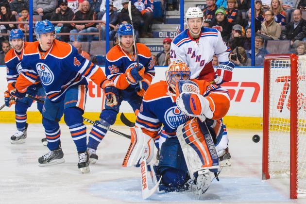 Emerging Storylines for Edmonton Oilers' 2014 Offseason