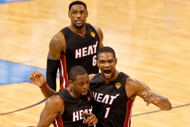 Ranking the Best Big 3's of 2013-14 NBA Season