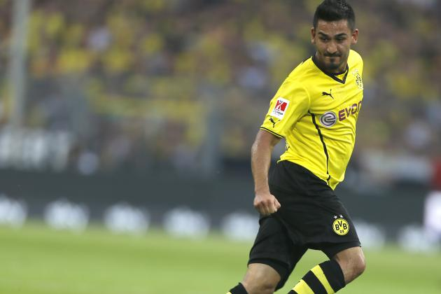Manchester United Transfer News: Why United Should Not Pursue Ilkay Gundogan