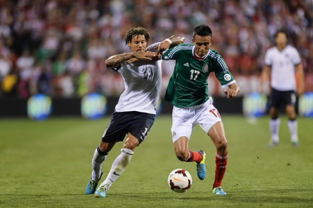 How Mexico Will Line Up Against USA in International Friendly