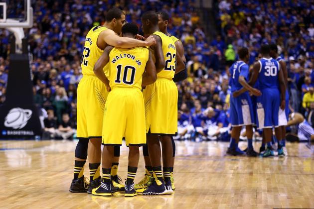 Michigan Basketball: Final Grades for Wolverines' 2013-14 Season