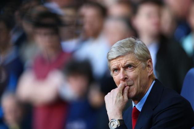 Arsenal Transfer News and Rumours Tracker: Week of March 31