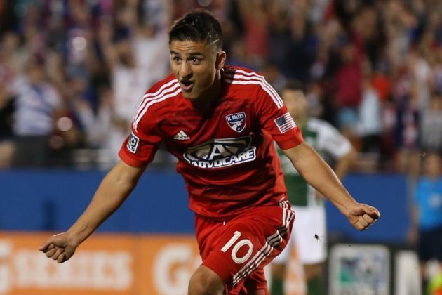 MLS Player Power Rankings: Diaz, Higuain Surge Up Chart After Week 4