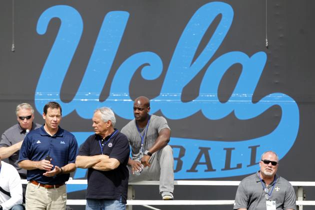 UCLA Football: Spring Practice Position Battle Tracker