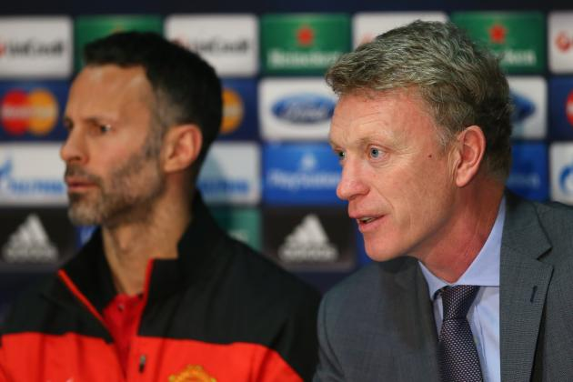 Paper News and Gossip: Giggs Denies Moyes Rift, Kroenke's Faith in Wenger