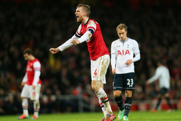 5 Reasons Why Arsenal Will Own Tottenham Hotspur for Next 5 Years