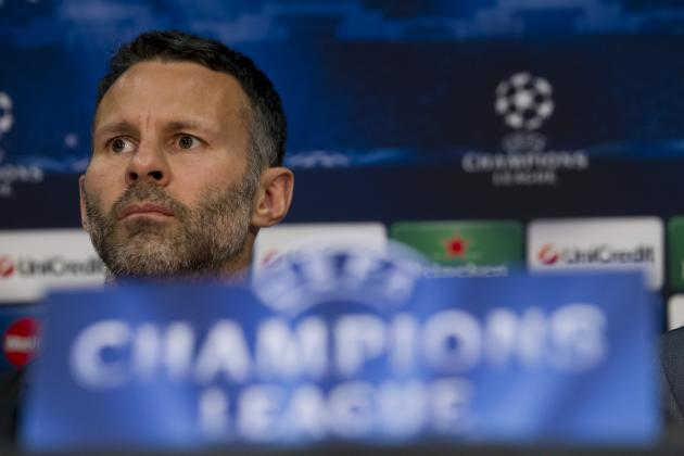 Ryan Giggs and the 10 Oldest Premier League Players