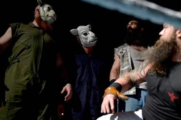 The Good, the Great and the Awesome from Raw 3/31/14